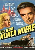 Lo que nunca muere (1955)