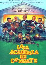 Loca academia de combate (1986)