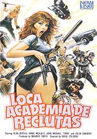 Loca academia de reclutas (1986)