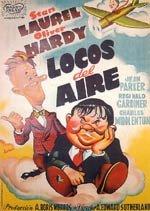 Locos del aire (1939)