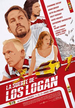 La suerte de los Logan (2017)