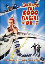Los 5.000 dedos del Dr. T (1953)