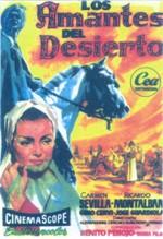Los amantes del desierto (1957)