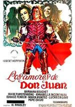 Los amores de Don Juan (1971)
