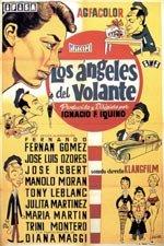 Los ángeles del volante (1957)