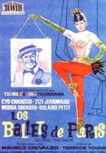 Los ballets de París (1960)