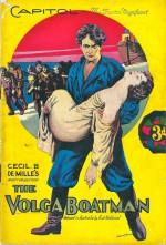 Los bateleros del Volga (1926)