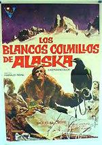 Los blancos colmillos de Alaska