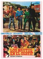 Los Brutos en el Oeste (1964)