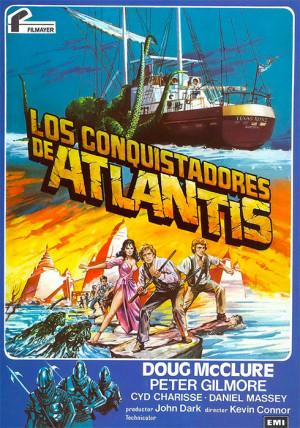 Los conquistadores de Atlantis (1978)