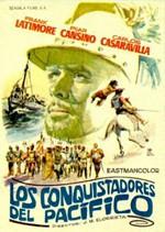 Los conquistadores del Pacífico (La conquista del Pacífico) (1963)