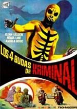 Los cuatro budas de Kriminal (1967)