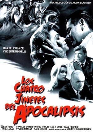 Los cuatro jinetes del Apocalipsis (1962)