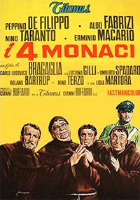 Los cuatro monjes (1962)
