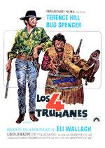 Los cuatro truhanes (1968)
