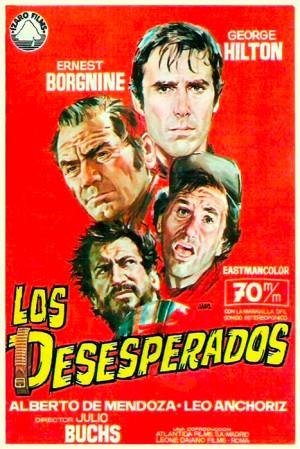 Los desesperados (1969) (1969)