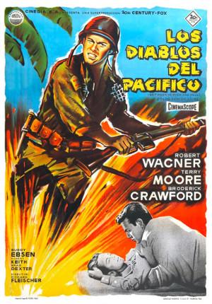 Los diablos del Pacífico (1956)