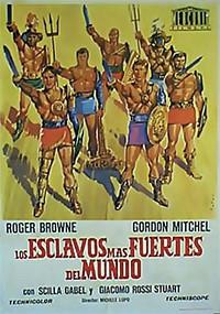 Los esclavos más fuertes del mundo (1964)
