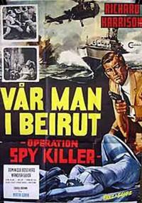 Los espías mueren en Beirut