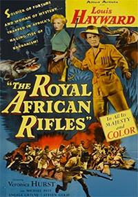 Los fusileros reales de África