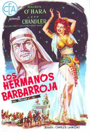 Los hermanos Barbarroja (1951)
