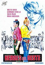 Los héroes del oeste (1965)