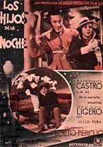 Los hijos de la noche (1939)