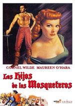 Los hijos de los mosqueteros (1952)