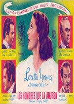 Los hombres que la amaron (1941)