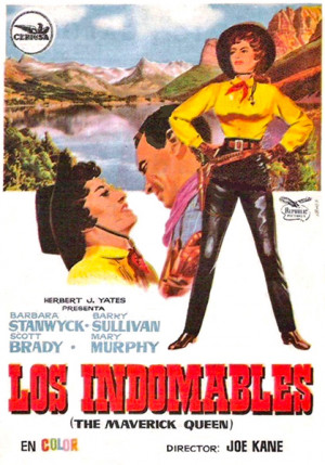 Los indomables (1956)