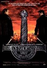 Los inmortales: Juego final (2000)