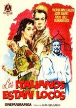 Los italianos están locos (1958)