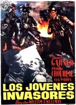 Los jóvenes invasores (1958)