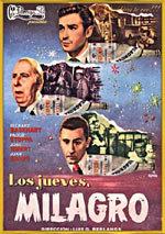 Los jueves, milagro (1957)