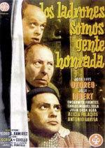 Los ladrones somos gente honrada (1956)