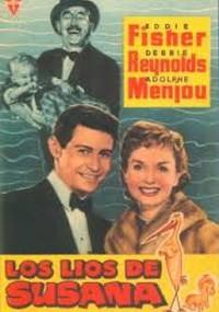 Los líos de Susana (1956)