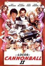 Los locos del Cannonball II (1984)