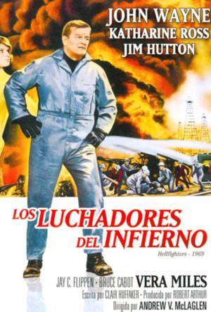 Los luchadores del infierno (1968)