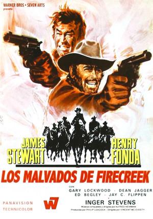 Los malvados de Firecreek (1968)