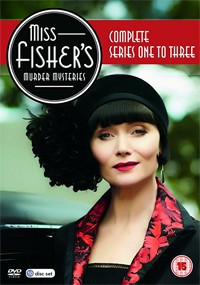 Los misteriosos asesinatos de Miss Fisher (2012)