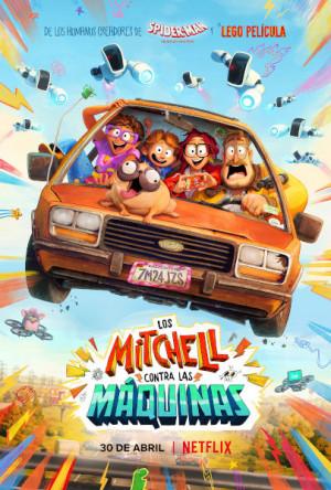 Los Mitchell contra las máquinas
