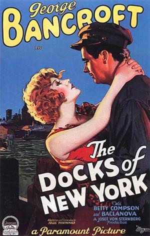 Los muelles de Nueva York (1928)