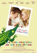 Los ojos amarillos de los cocodrilos (2014)