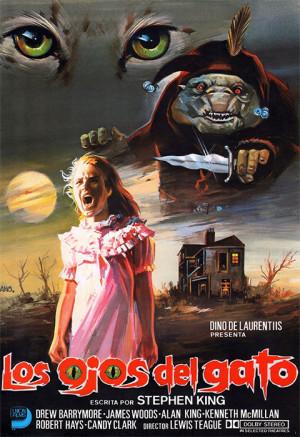 Los ojos del gato (1985)