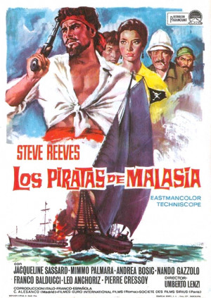 Los piratas de Malasia (1964)