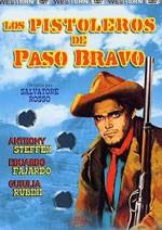 Los pistoleros de Paso Bravo (1969)