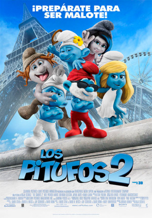 Los pitufos 2