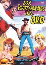 Los profesionales del oro (1968)