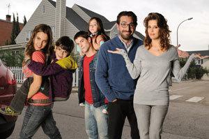 Familia de superhéroes