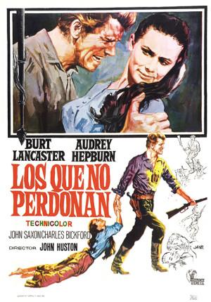 Los que no perdonan (1960)